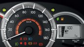 South African-spec Toyota Avanza instrument cluster