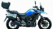 Suzuki DL250 (V-Strom 250) concept profile