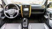 Suzuki Jimny Shinsei dashboard