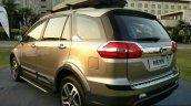 Tata Hexa TUFF rear three quarter accessories