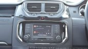 Tata Hexa XT MT center infotainment system Review