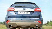 Tata Hexa XT MT rear end Review