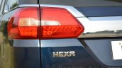 Tata Hexa XT MT taillight Review