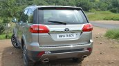 Tata Hexa XTA AT rear Review