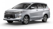 Thai-spec Toyota Innova Crysta front three quarters left side