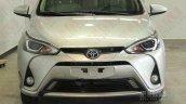 Toyota Yaris L Sedan front fascia