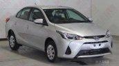 Toyota Yaris L Sedan front three quarters left side