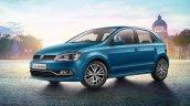 VW Polo AllStar India-spec