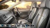 VW Polo AllStar interior India-spec