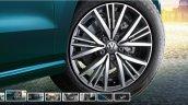 VW Polo AllStar wheels India-spec