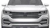 VW T-Prime Concept GTE rendering front