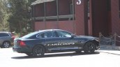 Volvo S90 spy shot USA