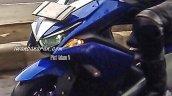 Yamaha NVX 150 headlight spied