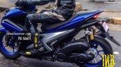 Yamaha NVX 150 profile spied