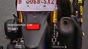 Yamaha NVX 150 rear spied