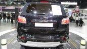 2016 Chevrolet Trailblazer Black Dress Up rear at the Thai Motor Expo Live