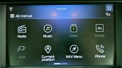 2016 Hyundai Tucson UI review Review