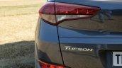 2016 Hyundai Tucson badge Review