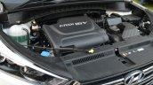 2016 Hyundai Tucson engine bay Review