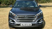 2016 Hyundai Tucson front petrol Review