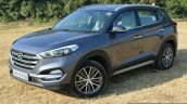 2016 Hyundai Tucson front three quarter petrol Review