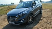 2016 Hyundai Tucson off road Review