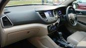 2016 Hyundai Tucson passenger area Review