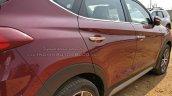 2016 Hyundai Tucson side spied dealership