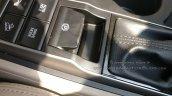 2016 Hyundai Tucson parking brake spied dealership