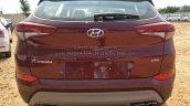 2016 Hyundai Tucson rear spied dealership