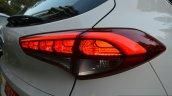 2016 Hyundai Tucson taillamp Review
