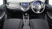 2016 Suzuki Baleno dashboard South African spec