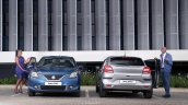 2016 Suzuki Baleno front and rear South African spec