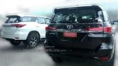 2016 Toyota Fortuner demo units at dealership