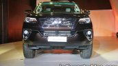 2016 Toyota Fortuner front launch live