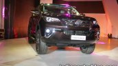 2016 Toyota Fortuner front quarter launch live