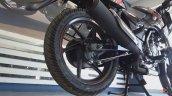 2017 Bajaj Pulsar 150 rear tyre