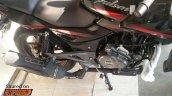 2017 Bajaj Pulsar 220F exhaust can