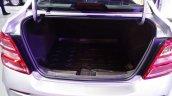 2017 Chevrolet Sonic Sedan boot at 2016 Bogota Auto Show