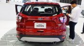 2017 Ford Escape rear at 2016 Bogota Auto Show