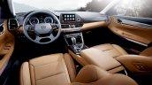2017 Hyundai Grandeur interior