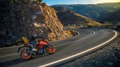 2017 KTM Duke 390 scenic