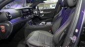2017 Mercedes E-Class Estate front seats at 2016 Thai Motor Expo