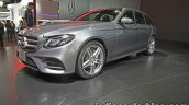 2017 Mercedes E-Class Estate front three quarters left side at 2016 Thai Motor Expo