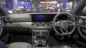 2017 Mercedes E-Class Estate interior dashboard at 2016 Thai Motor Expo