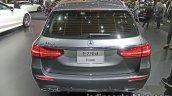 2017 Mercedes E-Class Estate rear at 2016 Thai Motor Expo