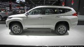 2017 Mitsubishi Pajero Sport left side at 2016 Thai Motor Expo