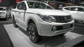 2017 Mitsubishi Triton front three quarters at 2016 Thai Motor Show