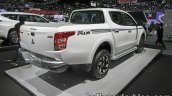 2017 Mitsubishi Triton rear three quarters at 2016 Thai Motor Show