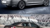 2017 Peugeot 301 vs. 2013 Peugeot 301 rear three quarters